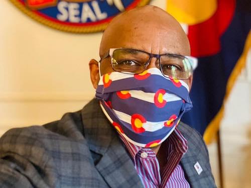 **FILE** Denver Mayor Michael Hancock (Courtesy photo)