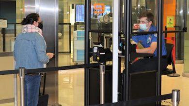 Photo of Thanksgiving Airports Screenings Down 65%, TSA Says