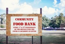 Photo of More Turning to Food Banks as Pandemic Rages