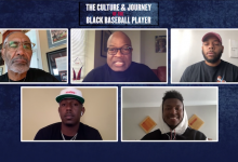 Photo of African American Stars Discuss 'The Culture & Journey of the Black Baseball Player'