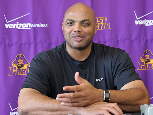 **FILE** Charles Barkley (Gallery 2 Images via Wikimedia Commons)