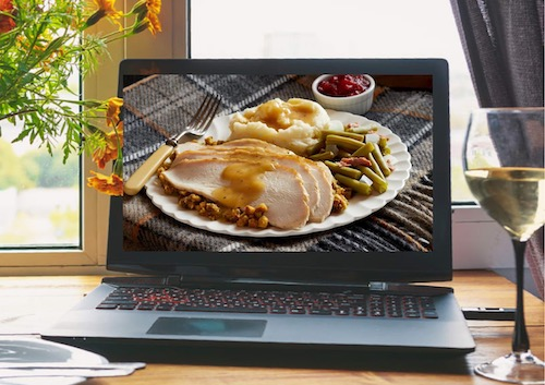 A virtual Thanksgiving experience appears to be in the cards for many Americans this year. (Anthony Tilghman/The Washington Informer)
