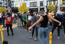 Photo of Black Lives Matter Plaza Celebrates Biden-Harris Victory