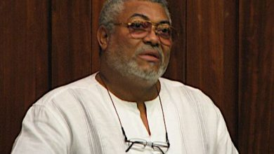 Photo of Jerry Rawlings, 73, Ghanaian President, Dies