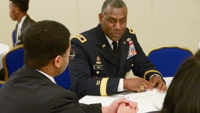 Photo of VMI Appoints Black Interim Superintendent Amid Probe of Racism Allegations