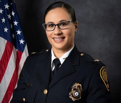 Angela Greene (Courtesy of Portsmouth Police Department)