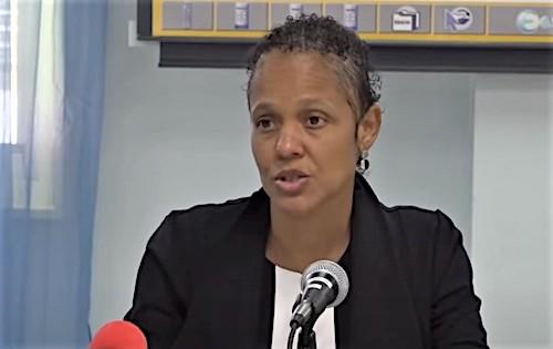 Santia Bradshaw (Courtesy of gisbarbados.gov.bb)