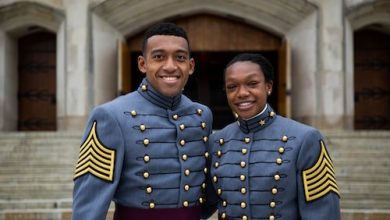 Photo of Two West Point Cadets Awarded Rhodes Scholarships