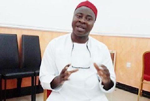 Paul Ikonne, executive secretary of Nigeria's National Agricultural Land Development Authority (NALDA)