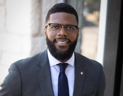 Christopher Shorter is a former director of the D.C. Department of Public Works. (Courtesy of Austin American-Statesroom)