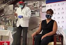 Photo of Howard University Hospital CEO to Get COVID-19 Vaccine as Example for Blacks