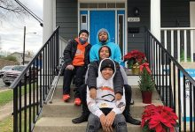 Photo of Military Veteran Becomes First-Time Homeowner Through Habitat Initiative