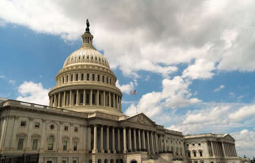 **FILE** The U.S. Capitol building