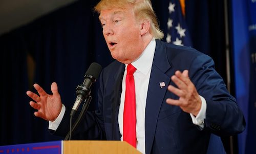 Donald Trump (Courtesy photo)