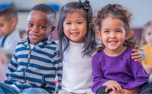 Early childhood education remains a focus in Maryland. (Courtesy of state of Maryland)