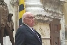 Photo of Mike Miller Resigns from Maryland Senate, Citing Health: 'My Body Has Grown Too Weak'