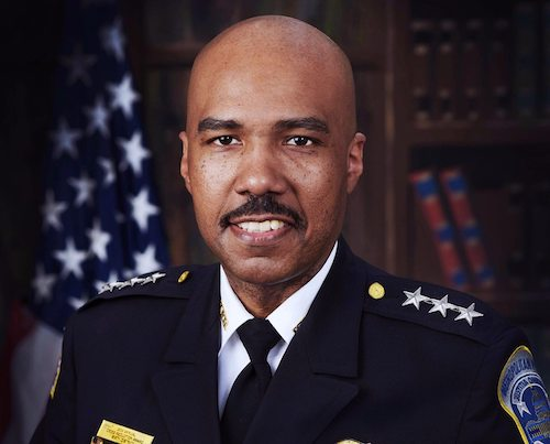 Assistant D.C. Police Chief Robert Contee is considered a strong candidate to be the next police chief. (Courtesy photo)