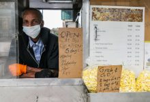 Photo of Coronavirus Pushes Street Vendors to the Edge