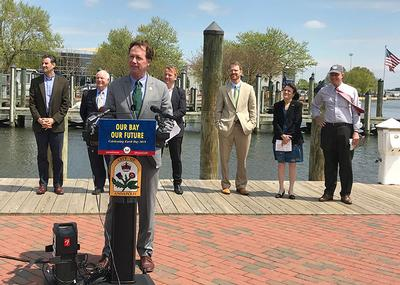 **FILE** Anne Arundel County Executive Steuart Pittman (Courtesy of aacounty.org)