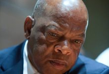 Photo of Late Civil Rights Icon John Lewis' Birthday Marked by Renewed Calls for Action on Voting Rights