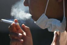 Photo of Smoking's Bad for Your Health but Some Say, 'So is the Pandemic'