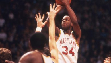 Photo of Len Bias Selected for National Collegiate Basketball Hall of Fame