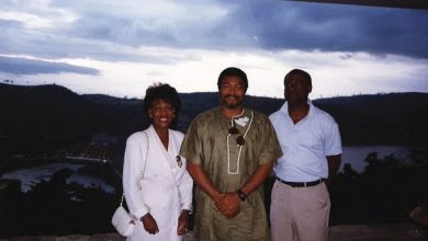 Photo of Rep. Maxine Waters Remembers Late Ghanaian President Jerry Rawlings on Eve of Country's Election
