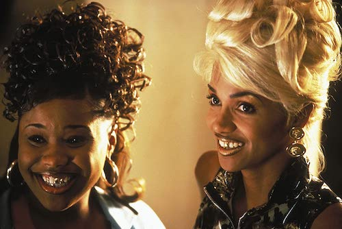 """Natalie Desselle Reid (left) and Halle Berry in 1997's """"B*A*P*S"""" (Courtesy of New Line Cinemas)"""