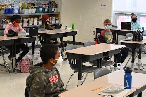**FILE PHOTO** Courtesy of Loudoun County Public Schools via Twitter