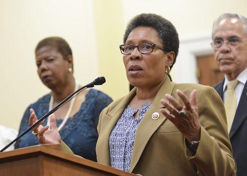 **FILE** Rep. Marcia Fudge (D-Ohio) (Freddie Allen/NNPA)