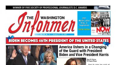 Photo of 1-21-2021 Informer Edition