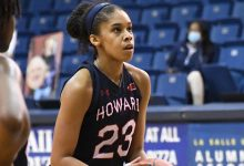 Photo of Howard Rolls Past Morgan State in MEAC Opener