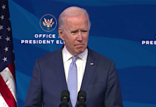 Photo of Biden Lambastes Actions of Trump Supporters: 'It is Insurrection'