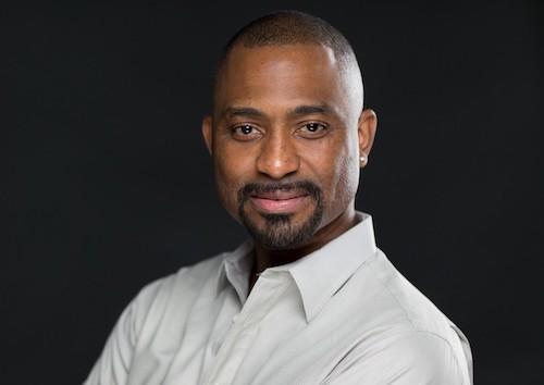 D.C. political activist Khalid Pitts (Courtesy of fairvote.org)