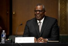 Photo of Austin Confirmed as First Black Defense Secretary