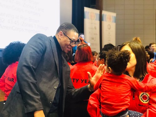 Chancellor Lewis Ferebee said his teaching and learning team have provided resources to help teachers lead lessons on the historical context of events. (DCPS photo)