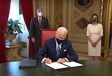 Photo of Biden Issues Executive Order on Racial Equity