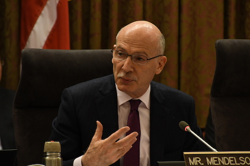 Phil Mendelson serves as the chairman of the D.C. Council. (WI file photo)