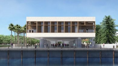 Photo of Donation of $1.7M a Godsend for International African American Museum