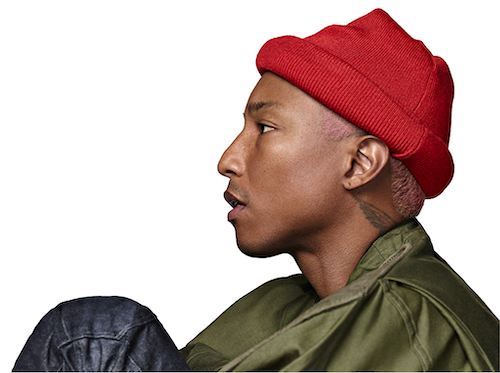 Pharrell Williams (Courtesy of amazonfutureengineer.com)