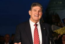 Photo of Manchin, W.Va. Dems Disagree on D.C. Statehood Bill
