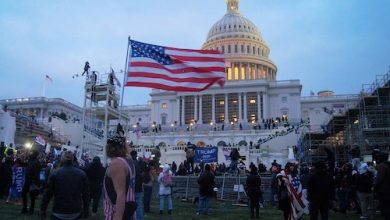 Photo of At Least 20 Capitol Police Officers Now Have COVID-19 After Pro-Trump Riot: Report