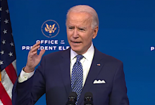 Photo of Biden: BLM Wouldn't Get Same Treatment from Police as Capitol Rioters