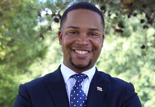 Tyrell M. Holcomb serves as an advisory neighborhood commissioner on the 7F commission. (WI file photo)