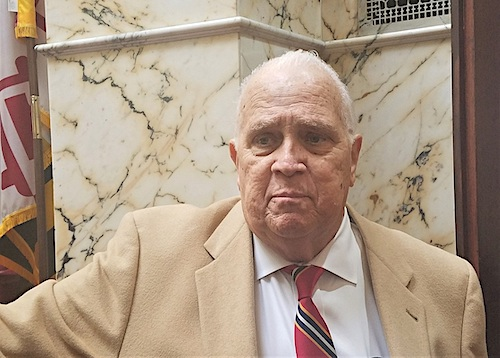 Thomas V. Mike Miller, Longtime Maryland Senate President, Dies at 78