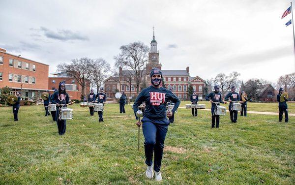 Howard University Showtime Marching Band (Courtesy of howard.edu)