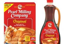 Photo of Aunt Jemima Rebranded as Pearl Milling Company