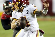 Photo of Taylor Heinicke Gets Nothing But Respect in Washington