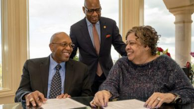 Photo of Morgan State U. Alum Donates $20M to Scholarship Fund