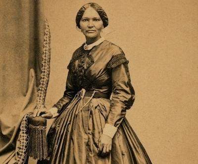 Portrait of Elizabeth Keckley (Courtesy of White House Historical Association)
